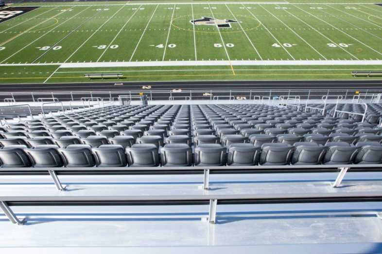 PITTSBURG INDEPENDENT SCHOOL DISTRICT - FOOTBALL BLEACHERS - 3
