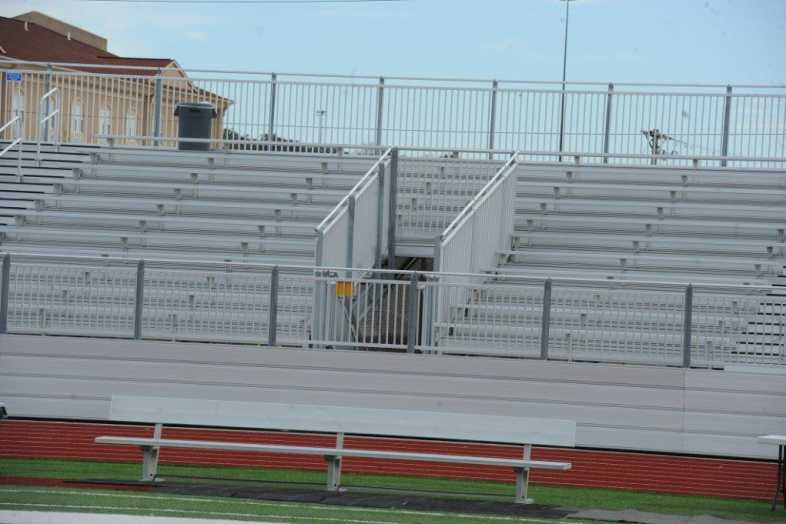North Little Rock School District - Football Bleachers - 5