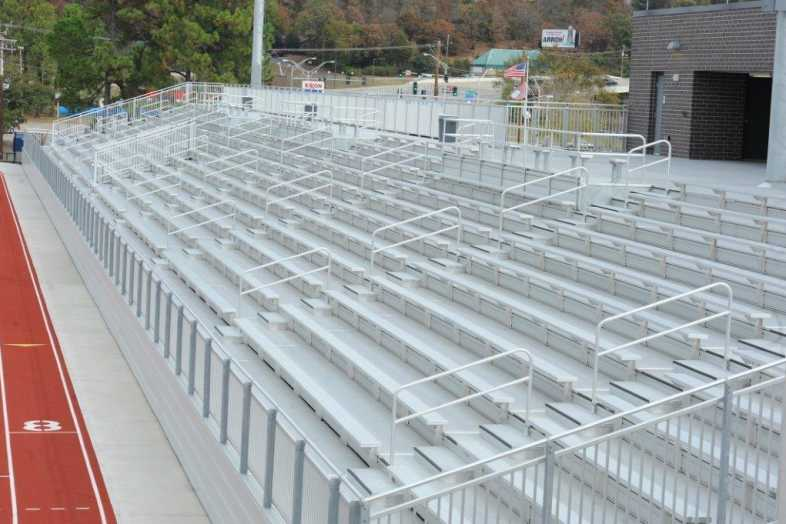 North Little Rock School District - Football Bleachers - 8