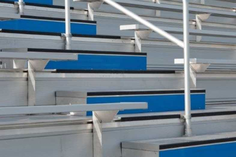 Highland Park - Football Bleachers - 5