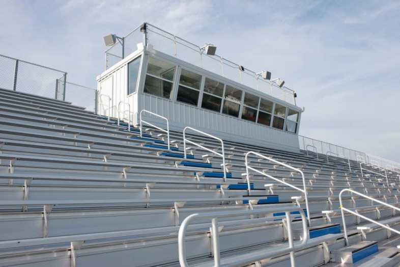 Highland Park - Football Bleachers - 6