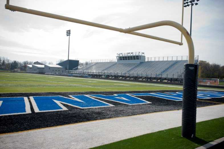 Highland Park - Football Bleachers - 9