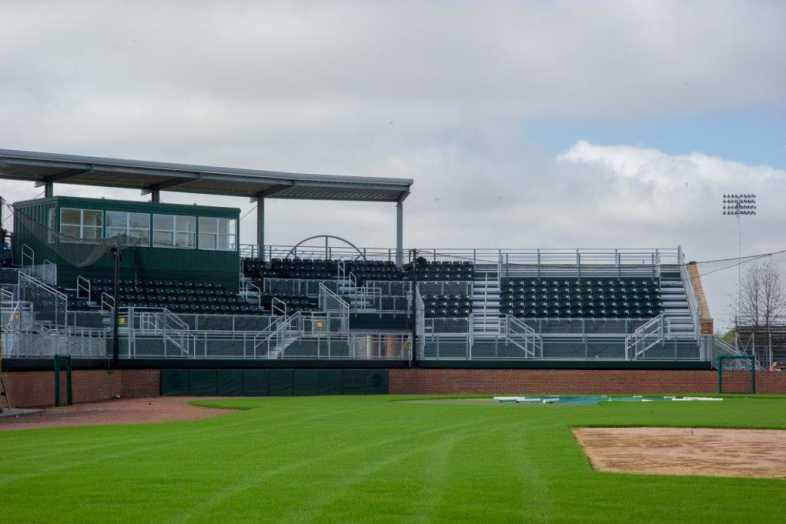 Delta State University - Baseball Bleachers - 8