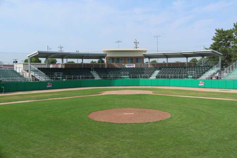 Oregon Trail Park Stadium