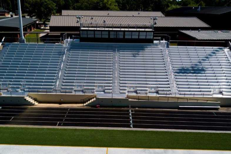 CARROLL COUNTY SCHOOL DISTRICT - FOOTBALL BLEACHERS - 2