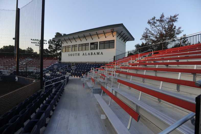 University of South Alabama Softball - 2