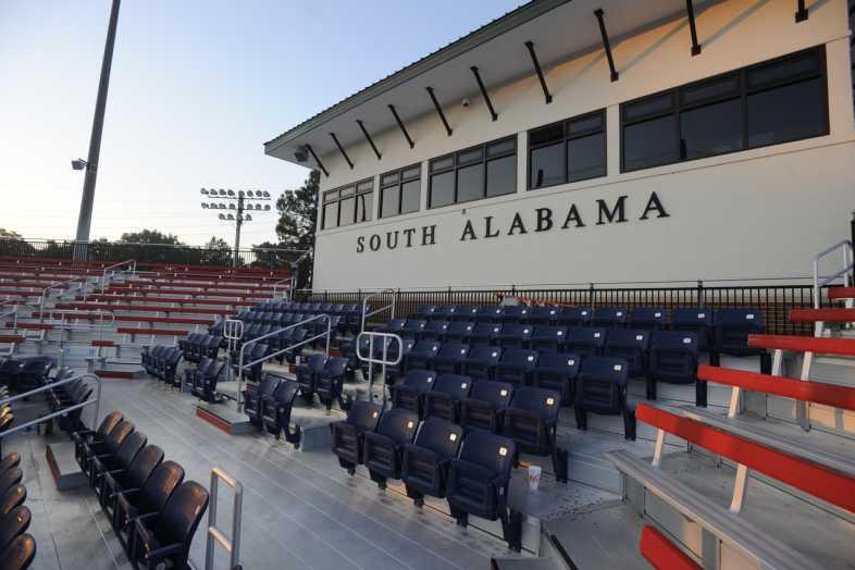 University of South Alabama Softball - 3