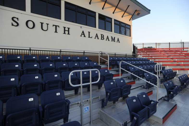 University of South Alabama Softball - 5