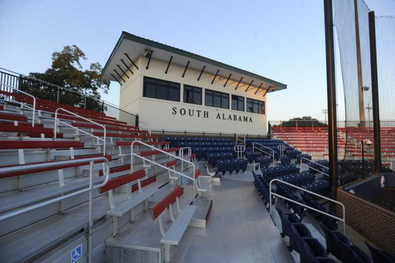 University of South Alabama Softball - 6