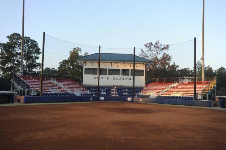 University of South Alabama Softball - 1