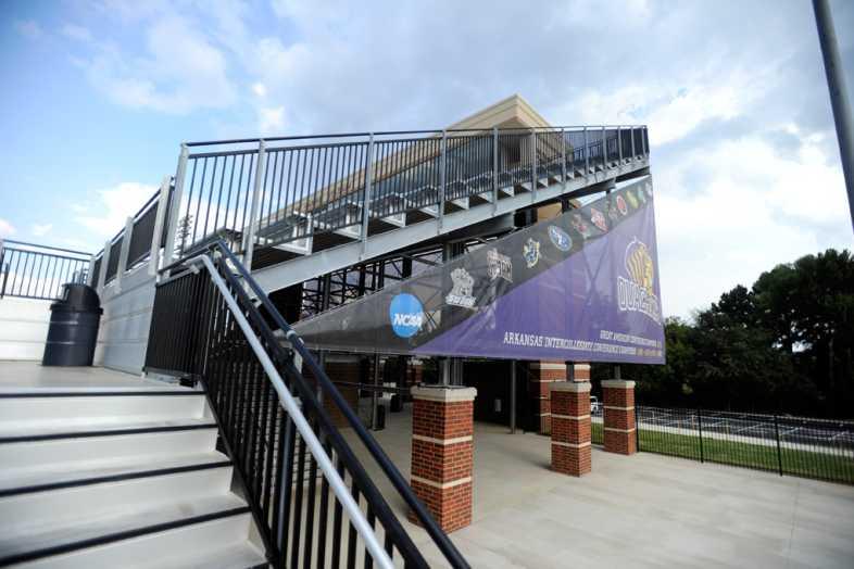 Ouachita Baptist University Football Stadium - 4