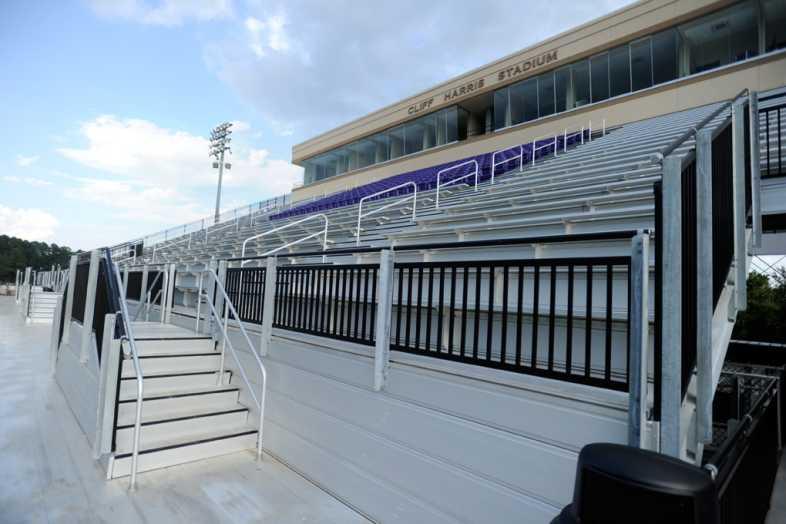 Ouachita Baptist University Football Stadium - 5