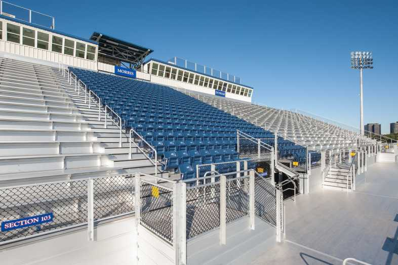 Houston Baptist University Football Bleachers - 5