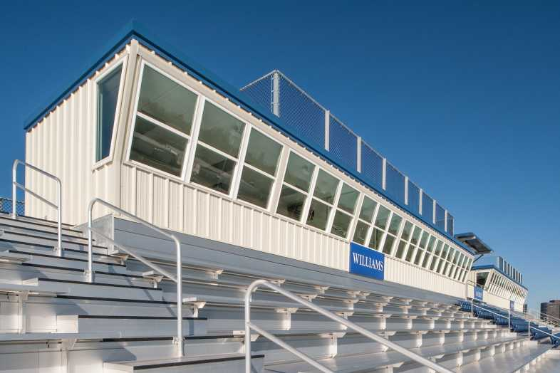 Houston Baptist University Football Bleachers - 8