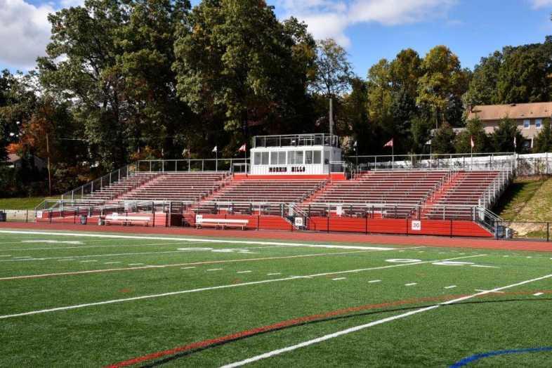 Morris Hills Regional School District - 1