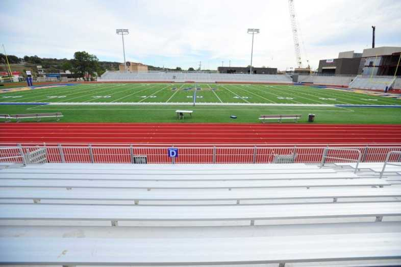 North Little Rock School District - Football Bleachers - 4
