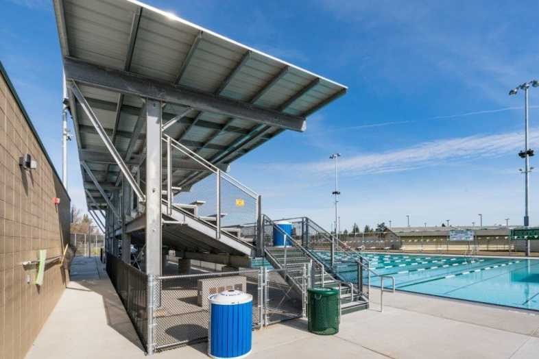 FRESNO UNIFIED SCHOOL DISTRICT - Hoover Aquatic Center - 5