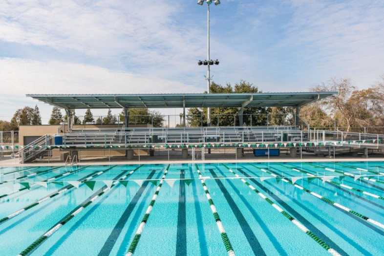 FRESNO UNIFIED SCHOOL DISTRICT - Hoover Aquatic Center - 7