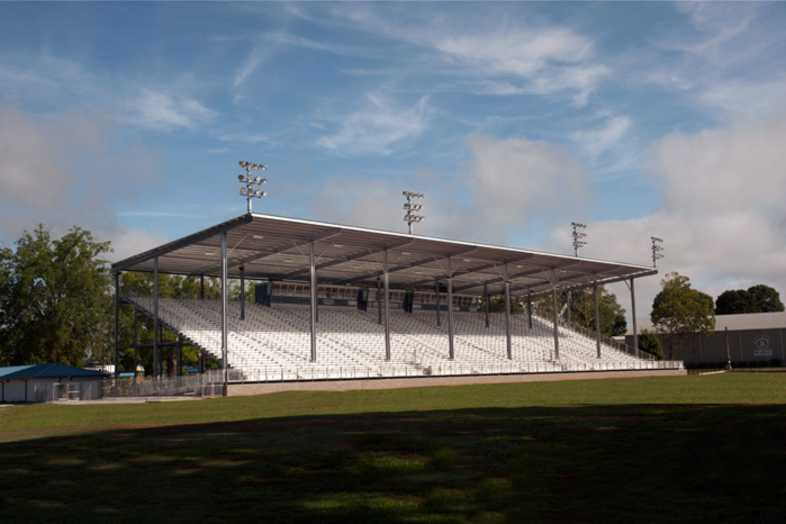 Lawrenceburg Fairgrounds Bleachers - 3