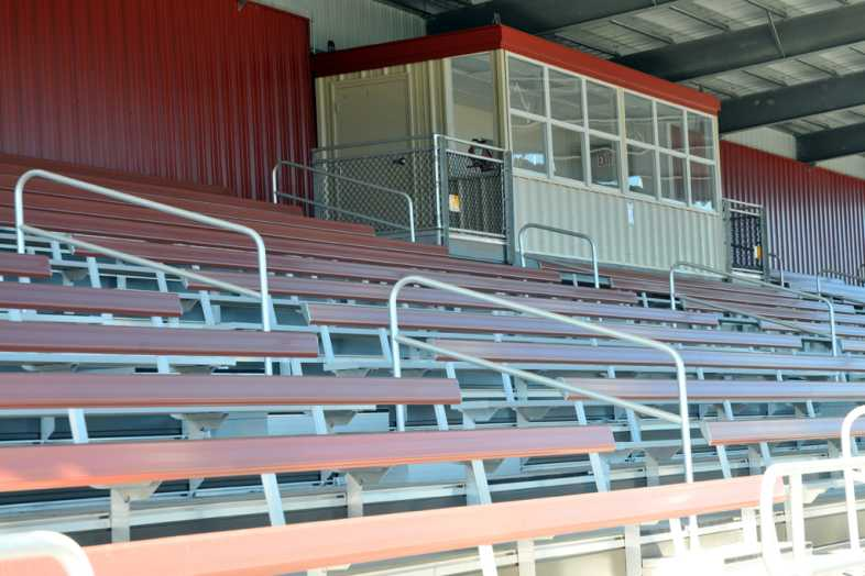 Ouray County Fairgrounds Bleachers - 4