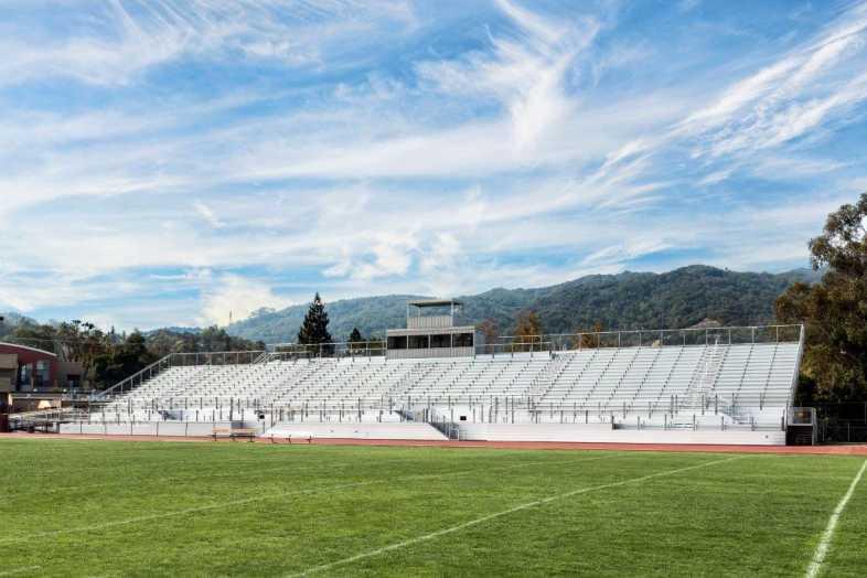 Los Gatos - Football and Track - 1