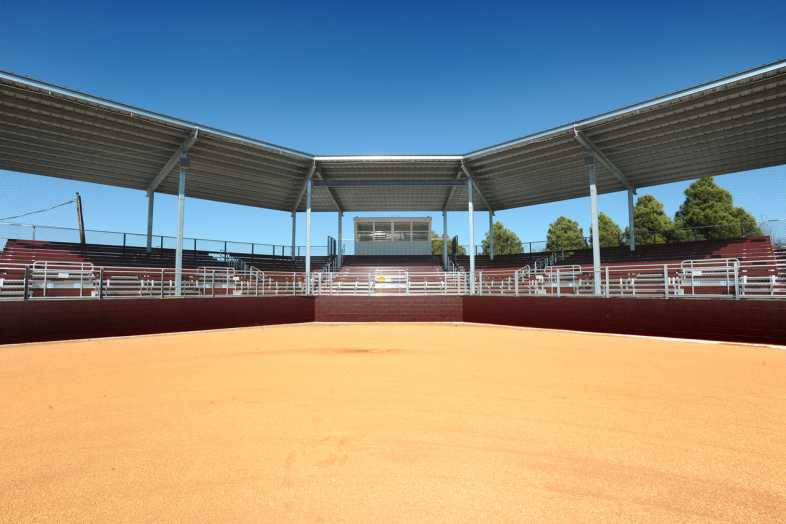 Brownwood Independent School District - Softball Stadium - 5