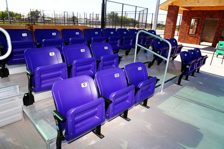 Hardin-Simmons University - Tennis Facility - 5