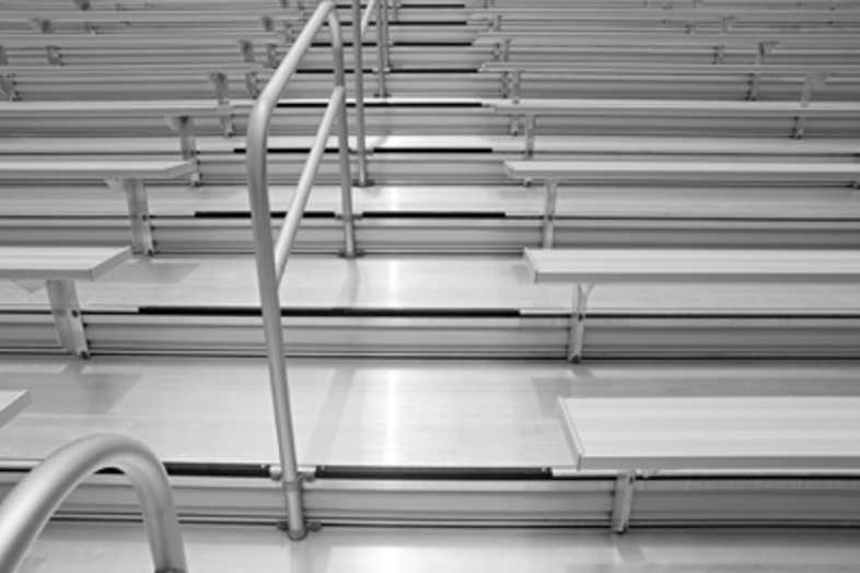 Baseball Bleachers - Warner Robins, GA