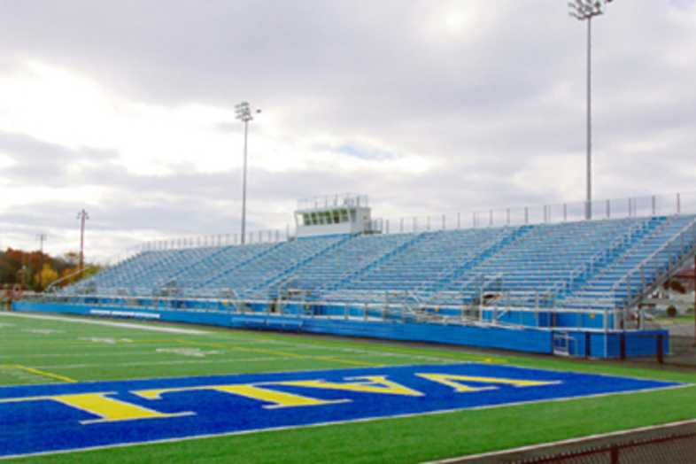 Football Bleachers - Valley View School District