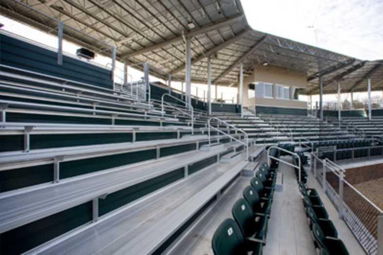 Baseball Bleachers - University of Central Arkansas