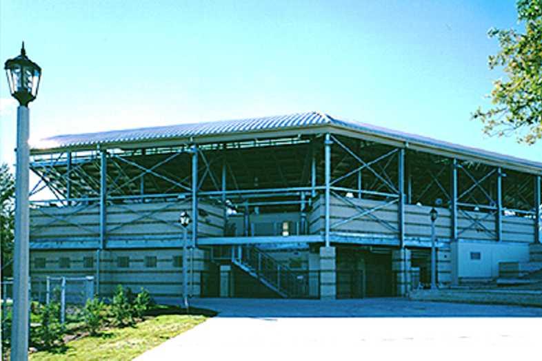 Baseball Bleachers - Texas Christian University (TCU)