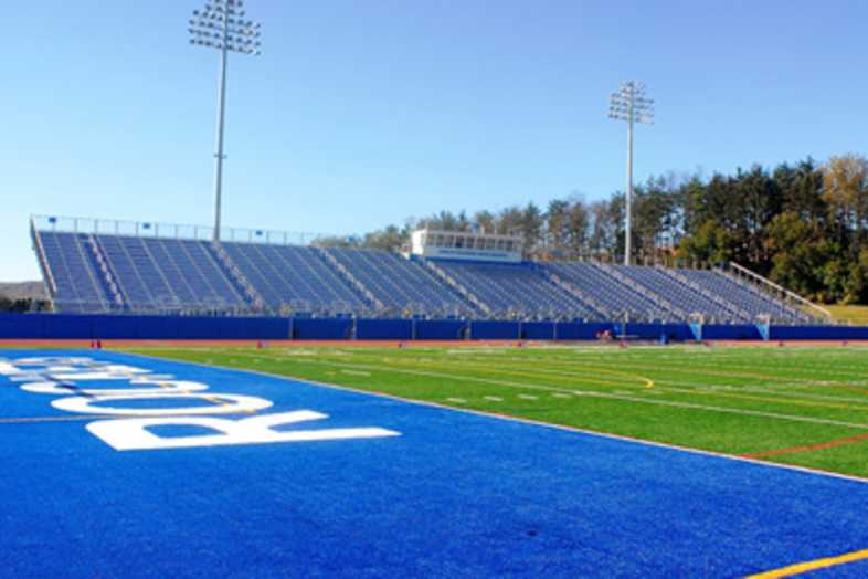 Football Bleachers - Spring Grove Area School District