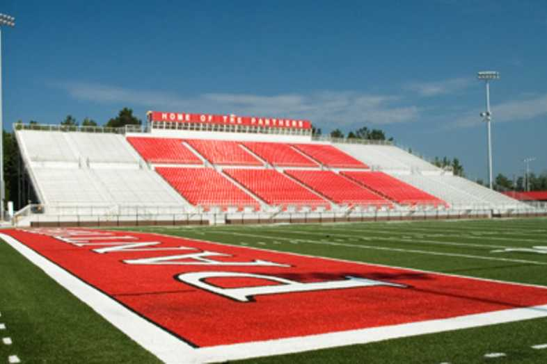 Football Bleachers - Petal School District