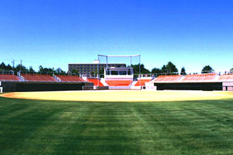 Baseball Bleachers - Oregon State University