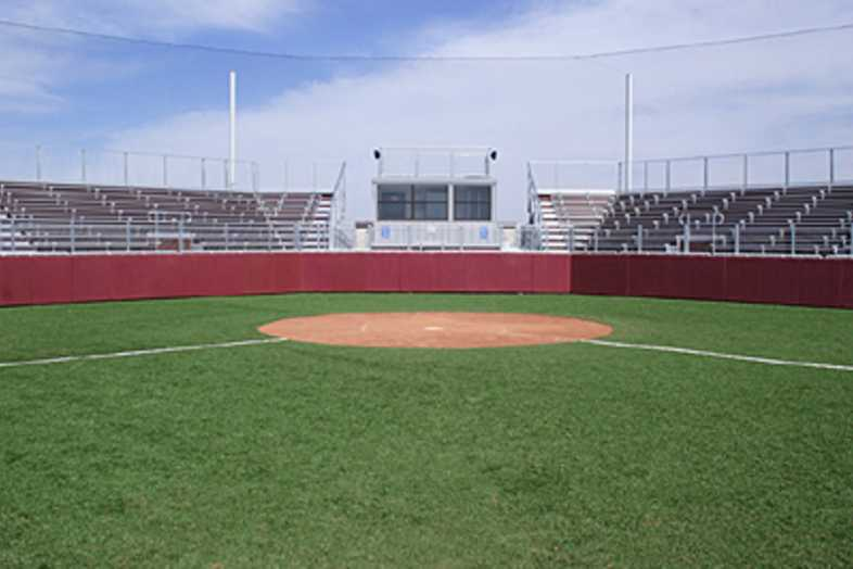 Baseball Bleachers - Littlefield ISD