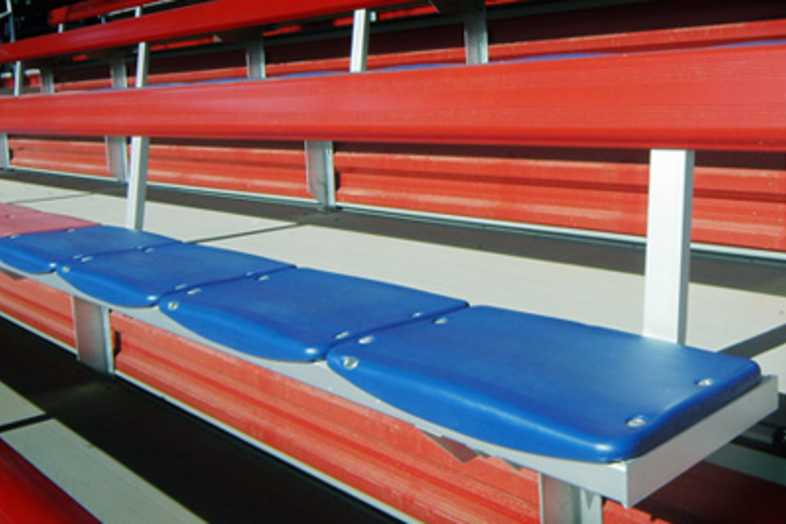 Softball Bleachers - Graham ISD