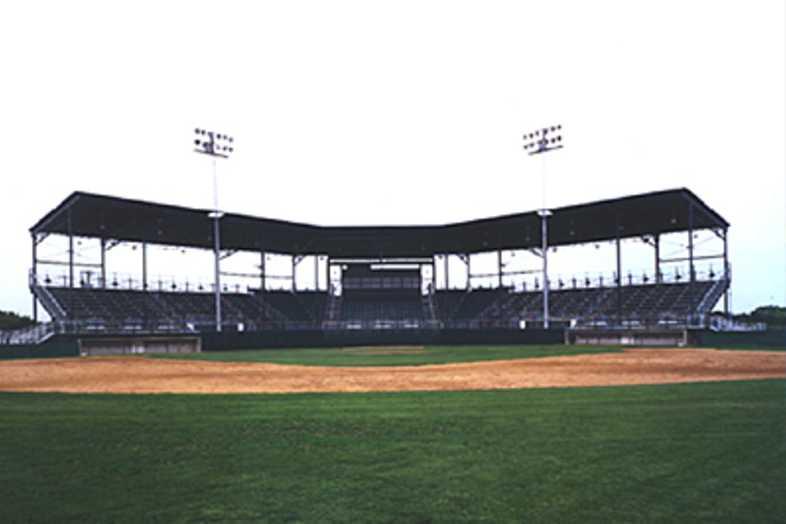 Baseball Bleachers - Duncanville ISD