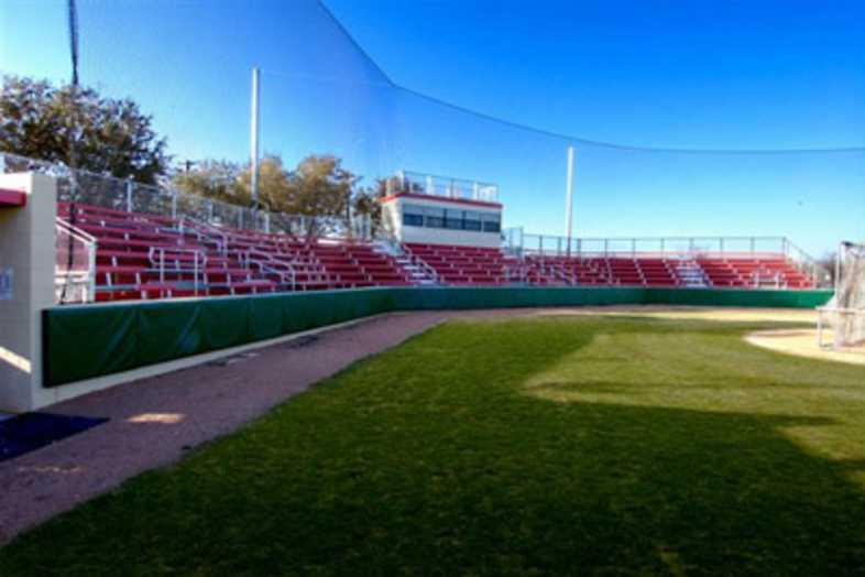 Baseball Bleachers - Austin College
