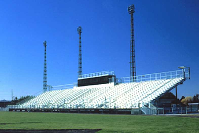 Football Bleachers - Alpena Public Schools