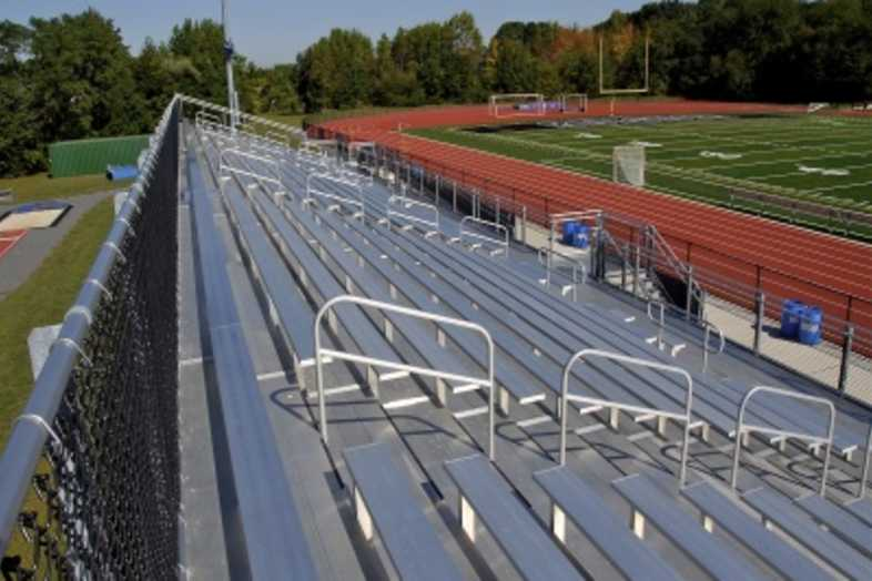 Football Bleachers - Old Bridge, NJ