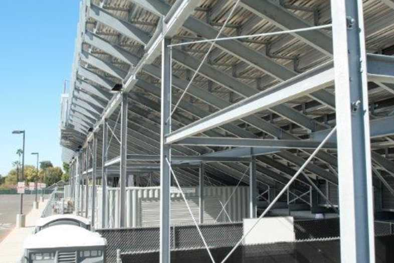 Covina-Valley Unified School District - Football Bleachers - 9