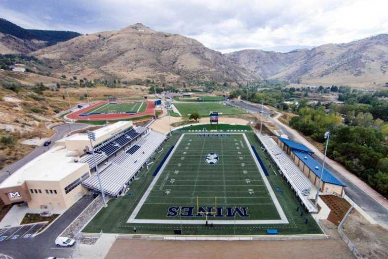 Colorado School of Mines - 8