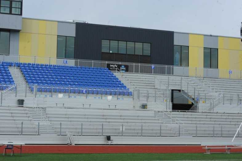 North Little Rock School District - Football Bleachers - 6