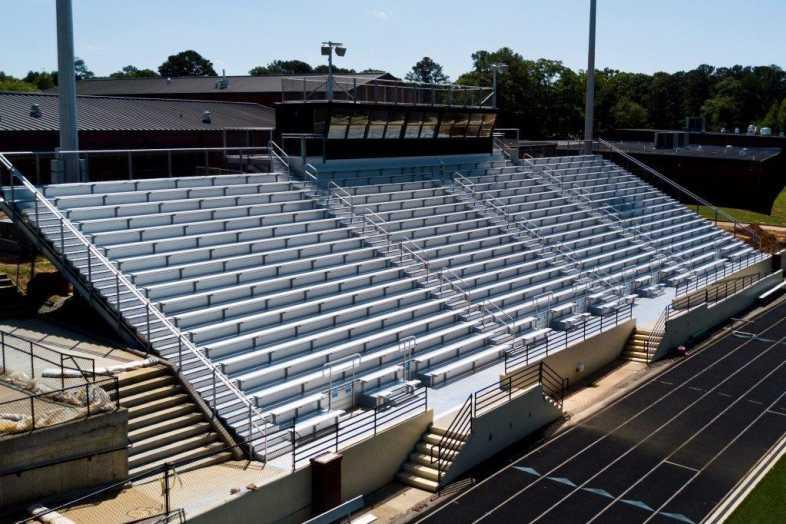CARROLL COUNTY SCHOOL DISTRICT - FOOTBALL BLEACHERS - 4