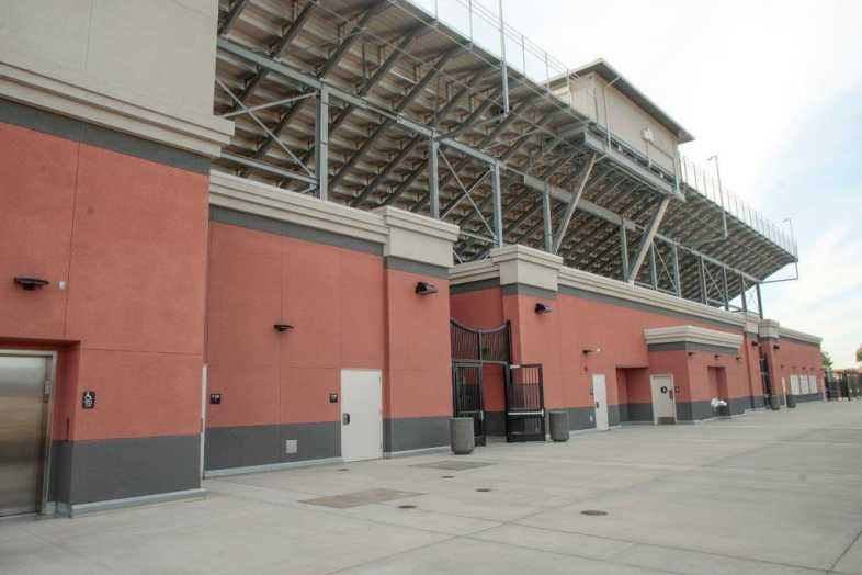 Whittier Union High School District - Football Bleachers - 5
