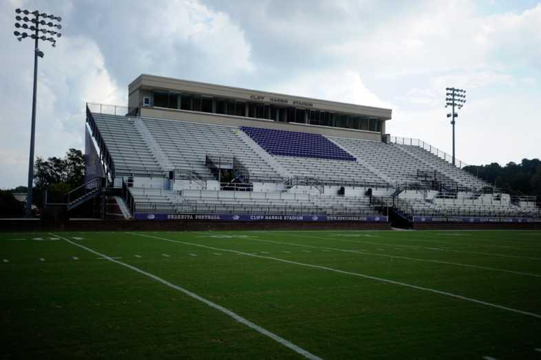 Ouachita Baptist University Football Stadium - 1