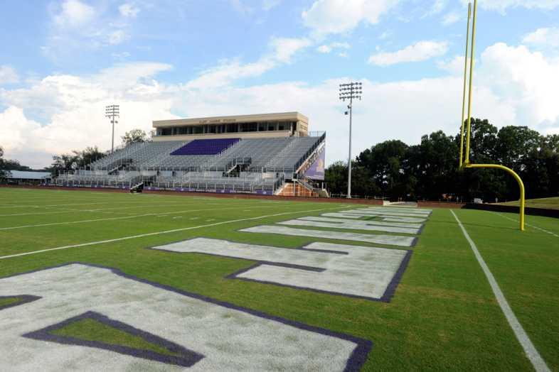 Ouachita Baptist University Football Stadium - 7