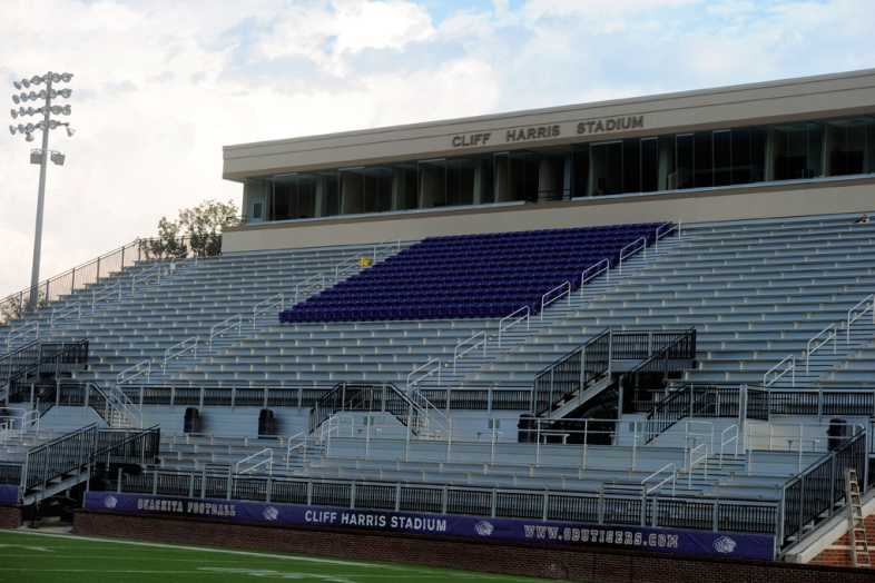 Ouachita Baptist University Football Stadium - 8