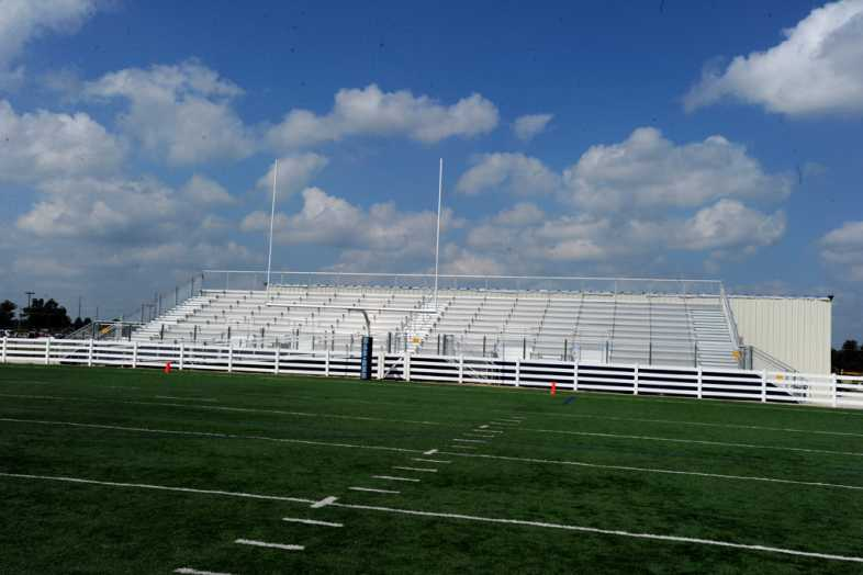 Har-Ber High School Stadium Bleachers - 6