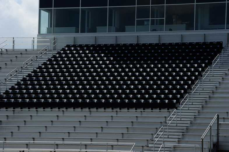 Har-Ber High School Stadium Bleachers - 7
